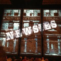 Photo taken at Nederlander Theatre by Luis C. on 6/19/2013