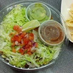 Photo taken at Zoca: Taco + Burrito Truck by Ashley A. on 12/7/2012