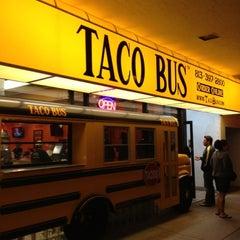 Photo taken at Taco Bus by Lisa M. on 11/30/2012