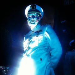 Photo taken at Queen Mary's Dark Harbor by Rey M. on 10/22/2012