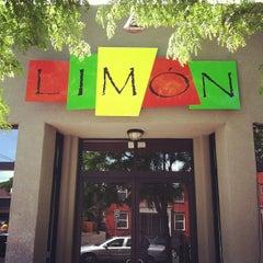 Photo taken at Limón by Jeremy L. on 6/16/2013