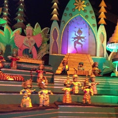 Photo taken at It's a small world by Darius T. on 5/24/2013