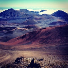 Photo taken at Haleakalā National Park by Peter S. on 12/3/2012
