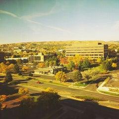 Photo taken at Sheraton Denver West Hotel by Jennifer A. on 10/17/2015