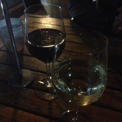 Photo taken at Union Bank Wine Bar & Wine Store by Jonathan C. on 5/11/2013