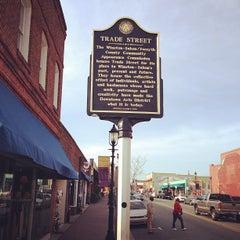 Photo taken at Downtown Arts District by Ryan B. on 3/30/2013