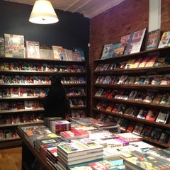 Photo taken at Bergen Street Comics by Mandy M. on 5/4/2013