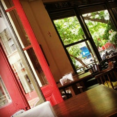 Photo taken at Mill Café by Franc R. on 11/26/2012