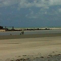 Photo taken at Barraca do Banga by Amanda M. on 10/28/2012