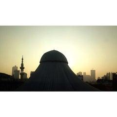Photo taken at Raudat Tahera by Prashant M. on 3/7/2014