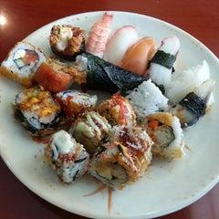 Photo taken at Osaka Seafood Buffet by Joe G. on 3/28/2014