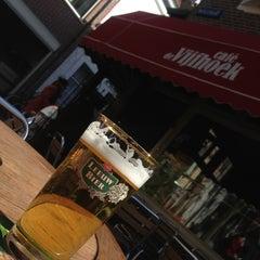 Photo taken at Café de Vijfhoek by Swat 1. on 4/29/2013