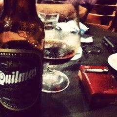 Photo taken at Bar Abierto by Carlos Z. on 11/16/2012
