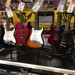 Photo taken at Guitar Center by Ashley S. on 11/3/2012