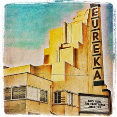 Photo taken at Eureka Theater by Bob D. on 1/21/2015