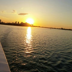 Photo taken at Odyssey Cruises by Manuel R. on 6/20/2015