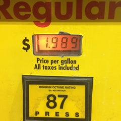 Photo taken at Shell by John D. on 12/28/2014