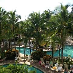 Photo taken at Lago Mar Resort Hotel by Sara B. on 9/2/2013