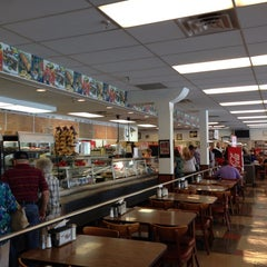 Photo taken at Shapiro's Delicatessen by Patrick F. on 7/3/2013