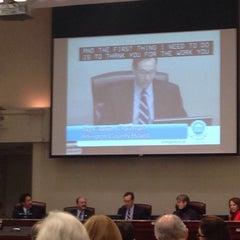 Photo taken at Arlington County Government by Krishna V. on 1/1/2014