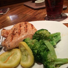Photo taken at Outback Steakhouse by Percella S. on 10/19/2015