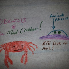 Photo taken at The Mad Crabber by Dave J. on 5/14/2013