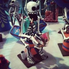 Photo taken at Plaza Artesanos de México by Esteban B. on 11/2/2013