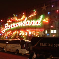 Photo taken at Barrowland Ballroom by Chris M. on 3/3/2013