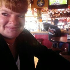 Photo taken at America's Bar and Grill by Jim Earl TEEM, LLC on 10/6/2013