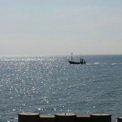 Photo taken at White Beach Resort by Virustum ร. on 10/27/2012