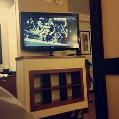 Photo taken at Hyatt Place Madison/Downtown by Megan E. on 5/9/2015