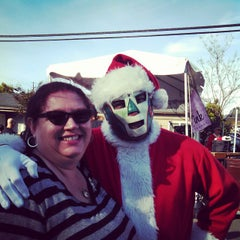 Photo taken at SoNo Park Holiday Fest by Jolie M. on 12/7/2014