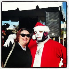 Photo taken at SoNo Park Holiday Fest by Jolie M. on 12/2/2012