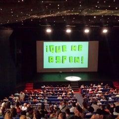 Photo taken at Teatro Cuyás by Eduardo G. on 6/27/2015