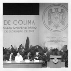 "Photo taken at Teatro Universitario ""Cnel. Pedro Torres Ortíz"" by Rogelio P. on 12/15/2012"
