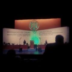 "Photo taken at Teatro Universitario ""Cnel. Pedro Torres Ortíz"" by Rogelio P. on 2/2/2013"