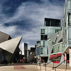 Photo taken at Denver Art Museum by Jude T. on 4/27/2013