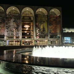 Photo taken at Lincoln Center for the Performing Arts by bri9ett on 3/11/2013