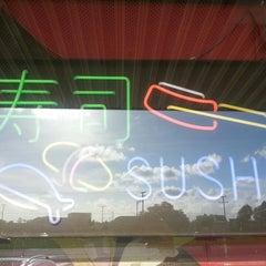 Photo taken at Yabi Sushi by Lori G. on 7/8/2013