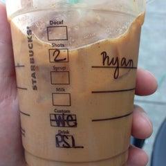 Photo taken at Starbucks by Ryan B. on 9/7/2014