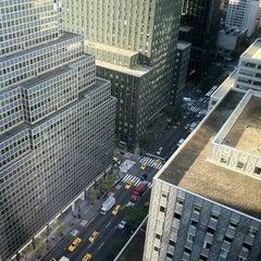 Photo taken at 666 3rd Avenue by Taj W. on 10/3/2012