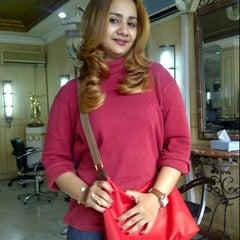 Photo taken at Truly salon by 🌸 Princess . on 10/11/2012