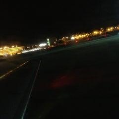 Photo taken at On a plane by Deidra B. on 1/3/2013