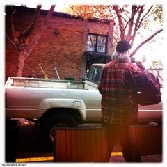 Photo taken at Wood Tavern by Evangeline B. on 10/30/2012