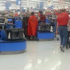 Photo taken at Walmart Supercenter by Lakesha B. on 6/1/2013