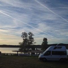 Photo taken at Särna Camping by Filip M. on 7/23/2013