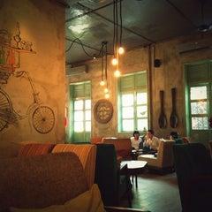 Photo taken at I.D Café by 5 B. on 1/19/2013