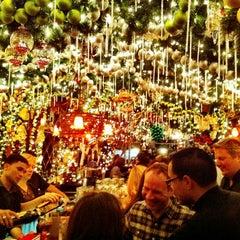 Photo taken at Rolf's German Restaurant by Matt M. on 11/25/2012