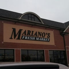 Photo taken at Mariano's Fresh Market by Anthony H. on 2/12/2013
