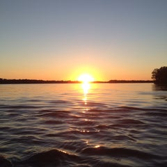 Photo taken at Golden Eagle Ferry by Diane W. on 10/18/2014